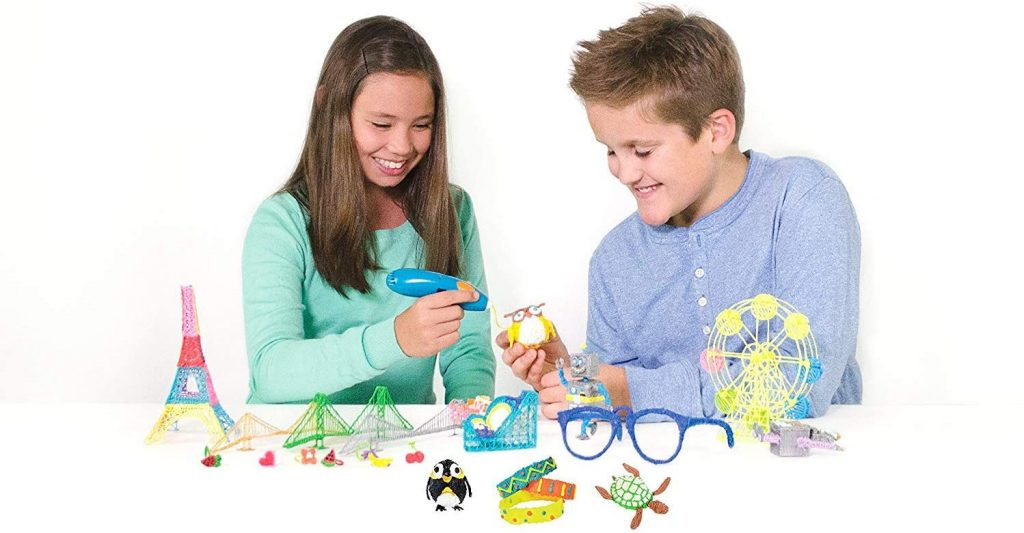 lapiz 3d 3Doodler Start